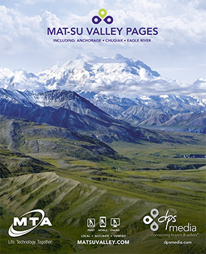 Mat-Su Valley - Book Cover