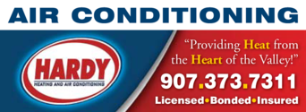Hardy Heating Inc