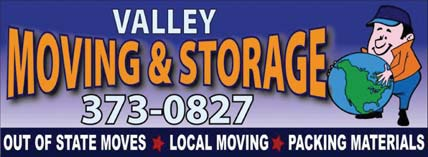 Valley Moving & Storage Inc